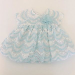 Other - Cute Striped Baby Girl Dress 💙